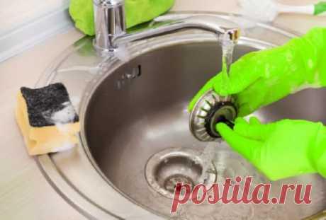 Уксус, соль и сода: чистый дом при помощи простых средств