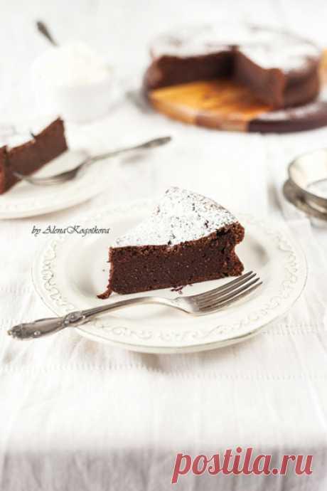 """Шоколадный торт """"Висторта"""" - Блог - ПОПРОБУЕМ ЖИЗНЬ НА ВКУС?!"""