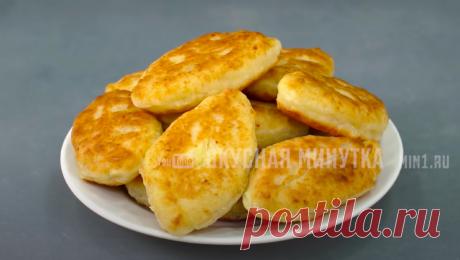 Идеальный рецепт теста для пирожков с капустой, без дрожжей
