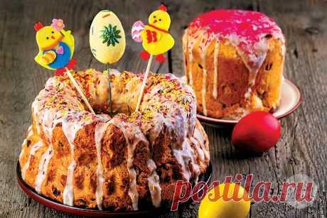 Был пост, будет и праздник! 6 рецептов пасхального стола   Рецепты   Здоровая жизнь   Tele.ru