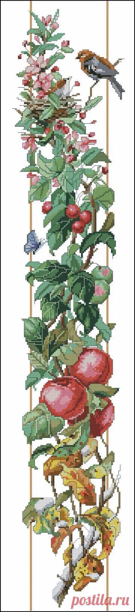 фруктовая ветка