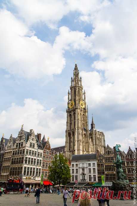 Живой Антверпен – Бельгия | Путевые заметки Алексея Онегина