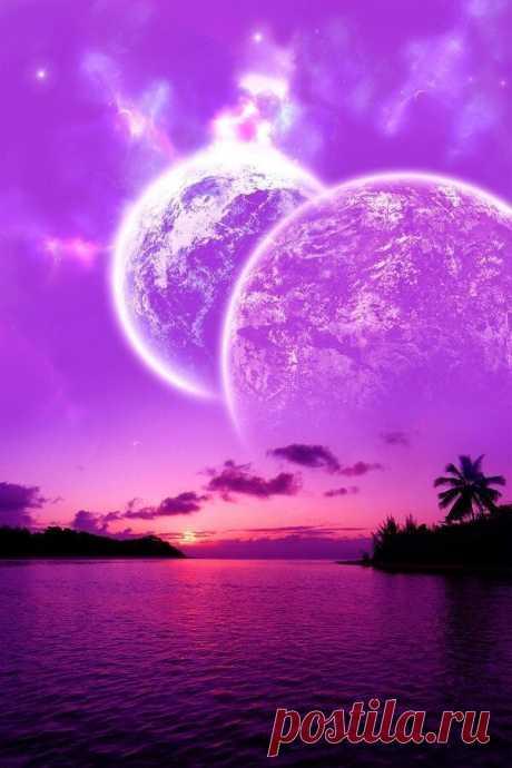 Ещё один день уходит навсегда....Спокойной вам ночи, друзья !  Красивых снов и приятного отдыха ! ______