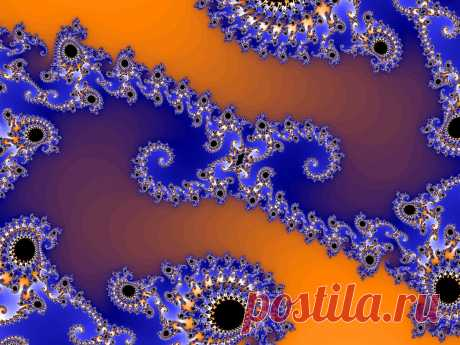 Colored Fractal Spirals  Free Stock Photo HD - Public Domain Pictures