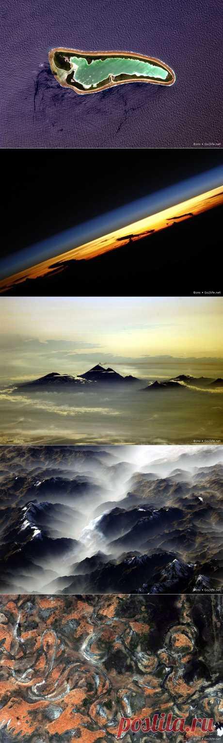 49 фото. Космические фотографии Земли с борта МКС » Большие фото: ты увидишь мир