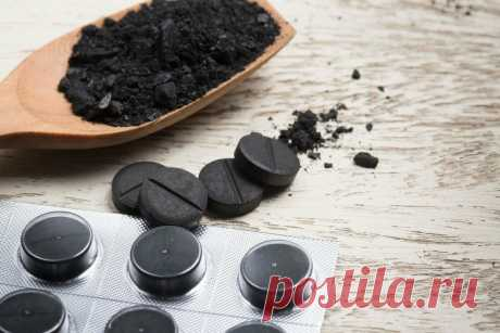 Как работает активированный уголь, зачем его применяют? | ОкейДок | Яндекс Дзен