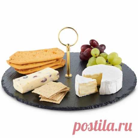 Сырный этикет:Как правильно подавать сыр?!