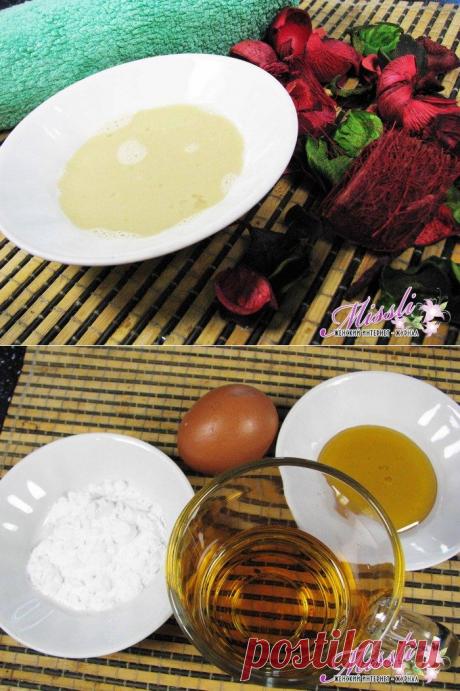 Маска из крахмала и меда от морщин - эффективный рецепт с эффектом ботокса