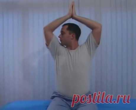 «Гимнастика для шеи без музыки» доктора Шишонина: всего 9 упражнений - Интересный блог
