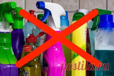 Моем туалет домашними средствами: 4 хитрости для очищения проблемных зон