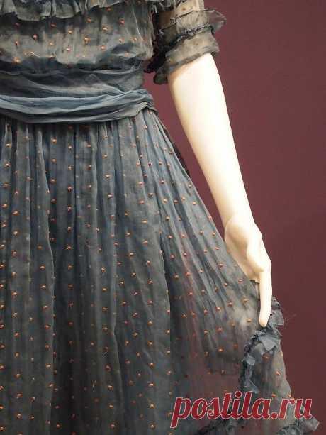 Chiffon dress from a Diy Shipika \/ Dress \/ Second Street