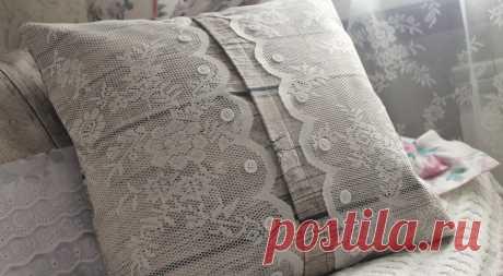 Как использовать старый тюль: 15 восхитительных идей - Postel-Deluxe.ru