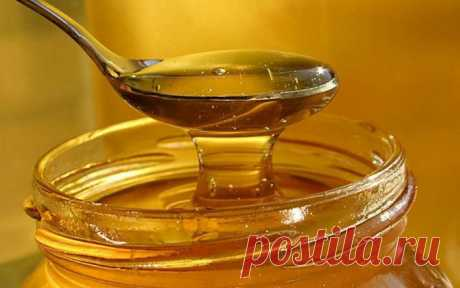 Как отличить хороший мед....