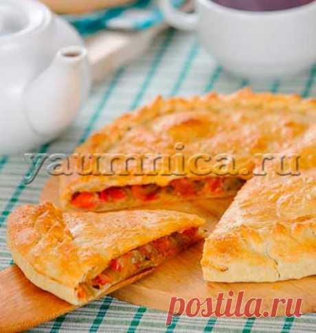Эмпанада с сардинами: рецепт, ингредиенты, фото рецепт, пошаговый рецепт