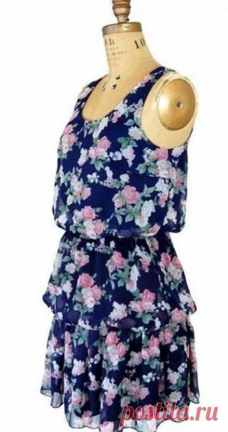 We sew summer dresses and sundresses