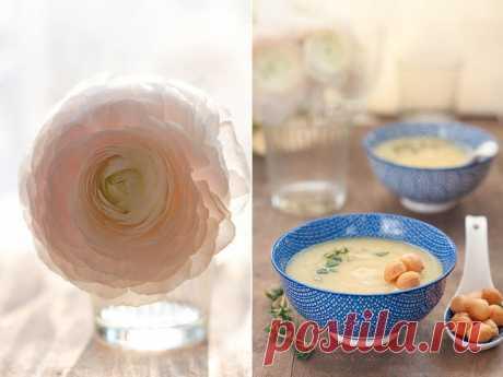Когда за окном промозглый холод… Вас согреет бархатистый картофельный суп — Готовим дома