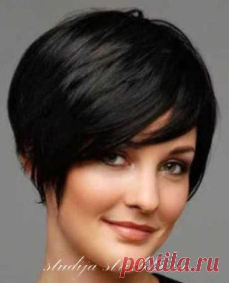 Стрижка Боб на короткие волосы | Стрижки и Прически