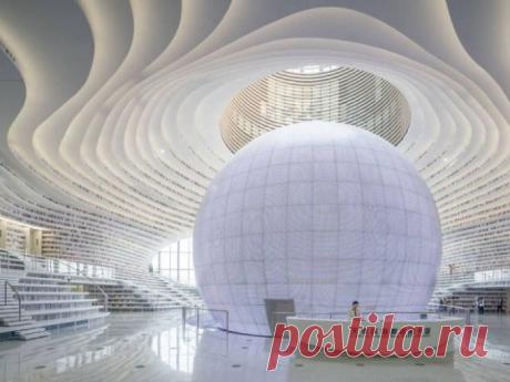 Китайская библиотека «Глаз Бинхая»