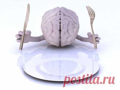 Какие продукты не нравятся вашему мозгу?   Красота Здоровье Мотивация
