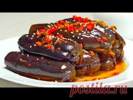 Баклажаны по-корейски. Рецепт от Всегда Вкусно!