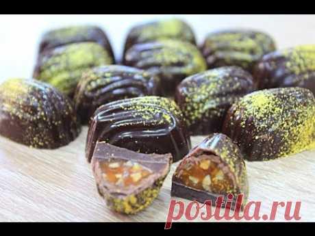 Корпусные Шоколадные Конфеты  /Alex&Milana/