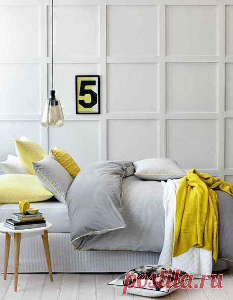 10 вариантов стильных цветовых сочетаний для спальни — Дом и Сад