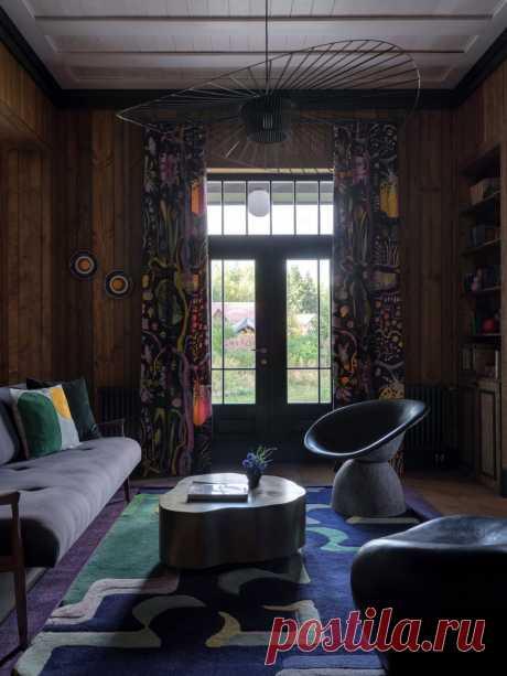 Дом декоратора Мии Карловой в Подмосковье | AD Magazine