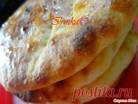 Картофельные лепешки - Домашняя выпечка - Страна Мам