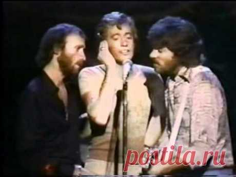 Bee Gees - How Can You Mend a Broken Heart, live 1975 Live, Midnight Special, 1975.
