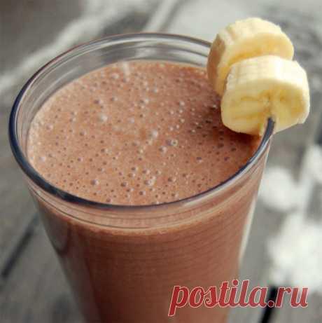 Коктейль из кефира и какао который даёт сильное похудение — СОВЕТ !!!