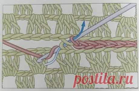 Как сшивать вязаные квадраты, варианты швов
