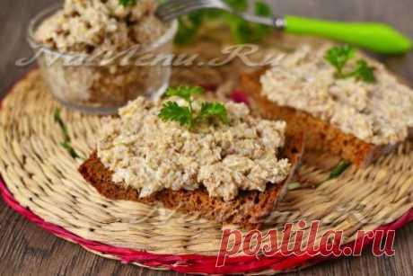 Форшмак, рецепт приготовления по-еврейски