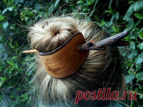 Заколка для волос.