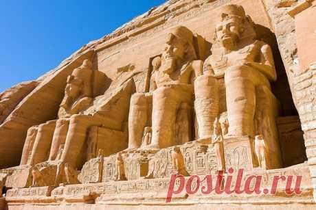 Абу-Симбел. Египет.