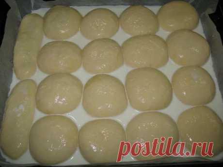 Удивительный способ  приготовления дрожжевого теста с молоком. Осиное гнездо — венгерские булочки | Офигенная