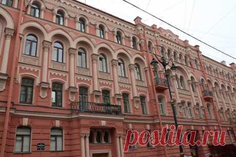 Кто жил и живет на улице Рубинштейна в Петербурге | Соло - путешествия | Яндекс Дзен
