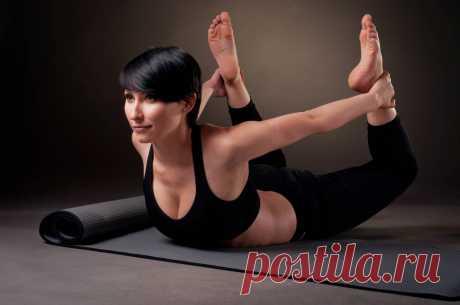 Йога для живота: 5 несложных поз, которые помогут вернуть стройность.