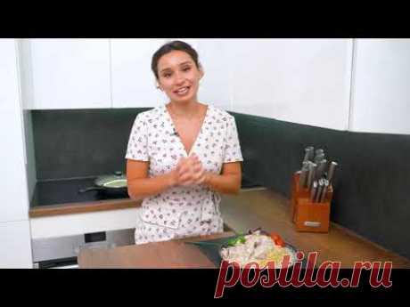 МЕГА ВКУСНАЯ курица в соусе на сковороде, которая ПОНРАВИТСЯ всем! Очень простой рецепт