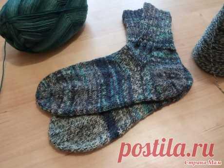Носки и о носках - Вязание - Страна Мам