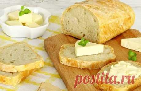 ХЛЕБ ЛЕНИВЫЙ ДРОЖЖЕВОЙ   Каждый знает, что магазинный хлеб не сравнится с домашним хлебом, приготовленным своими руками. Домашний хлеб получается намного вкуснее, но большинство хозяек считает, что печь хлеб – это долгий и нудный процесс.   Предлагаю простой рецепт, который не требует усилий – это рецепт приготовления ленивого дрожжевого хлеба без замеса. Даже начинающая хозяйка сможет приготовить этот не хлопотный хлеб.  Показать полностью…