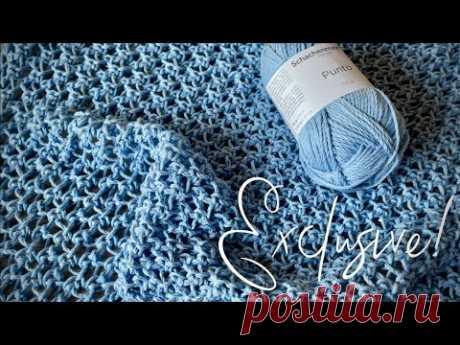 Вяжу легкую майку: эксклюзивная сеточка!!!🦋🦋🦋 Мастер-класс / Beautiful crochet: easy lace!