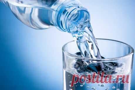 Учимся выбирать минеральную воду: действительно полезно! — Полезные советы