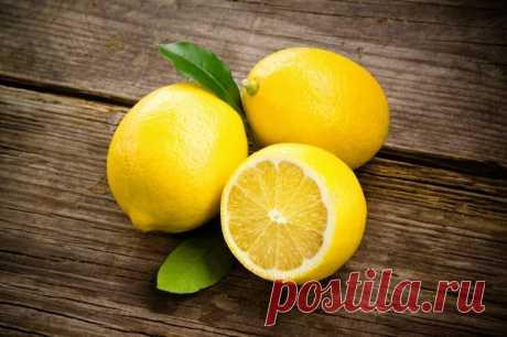 Лимон как убийца семи болезней — Полезные советы