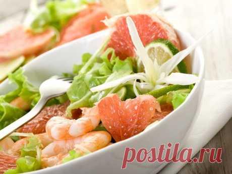 3 рецепта новогодних салатов без майонеза, от которых ты не поправишься