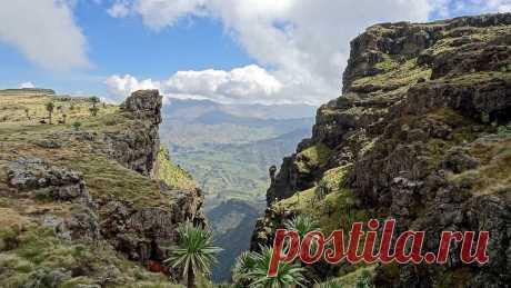 Крыша Африки: впечатляющая красота Эфиопского нагорья - Путешествуем вместе