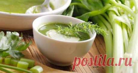Суп изстеблевого сельдерея— самые вкусные рецепты полезного блюда | OMJ