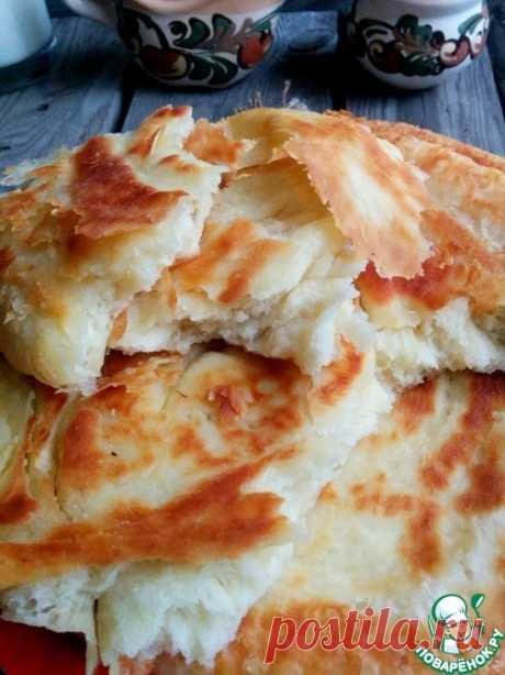 Бабушкины пышки - кулинарный рецепт