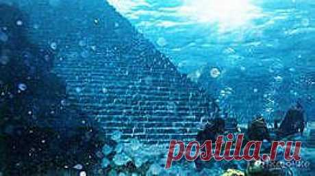 Ученые нашли возле Кубы подводный город.На дне Карибского моря у побережья Кубы обнаружен затонувший город. Специалисты полагают, что он был построен как минимум шесть тысячелетий назад, а земля, на которой стоял город, соединяла Кубу с американским континентом.