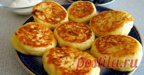 Сырники без манки - Советы домохозяйкам