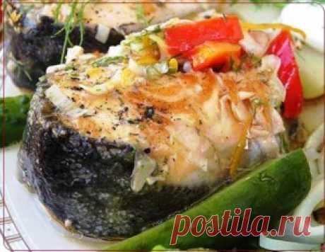 Рыба под холодным маринадом | Рецепты вкусно